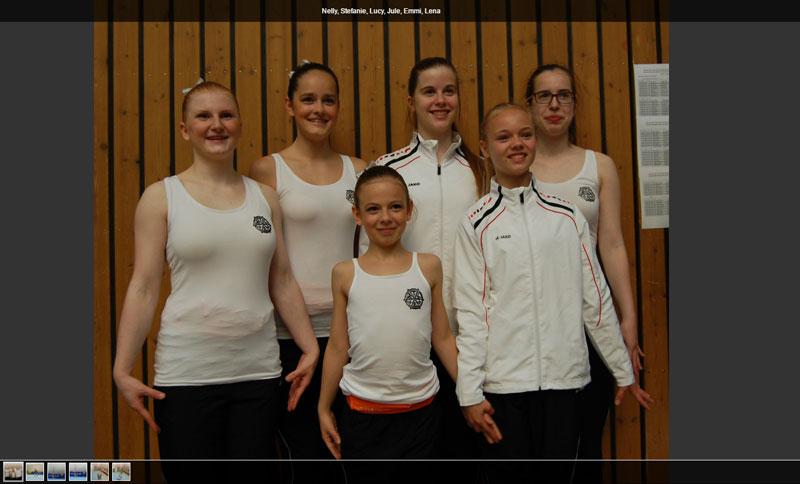Deutsche Meisterschaft – Akrobatik