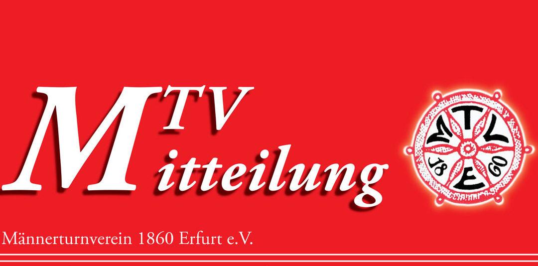 Vereinszeitung