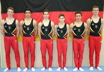 U18 Länderkampf in Troyes (Frankreich)