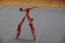 Thüringer Landesmeisterschaften – Sportakrobatik