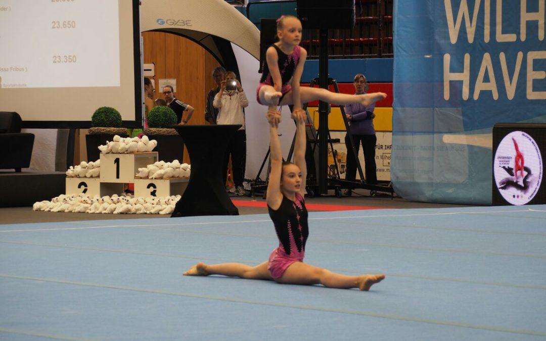 Trainingszeiten Akrobatik