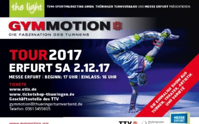 Gymmotion in Erfurt