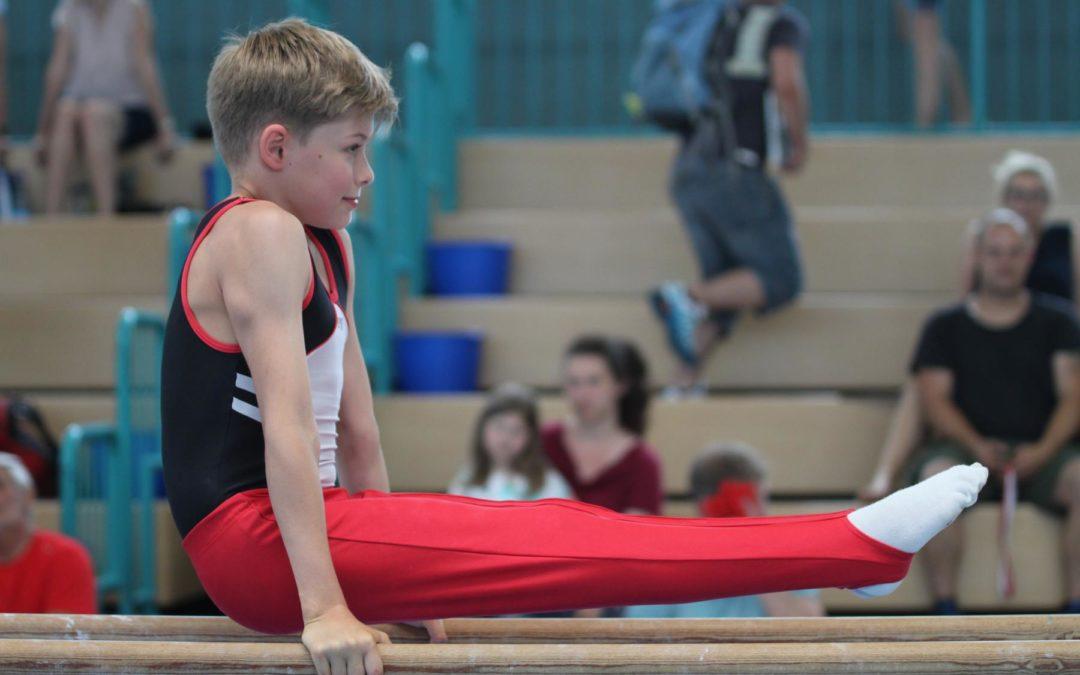 Einzelmeisterschaften der Kinder