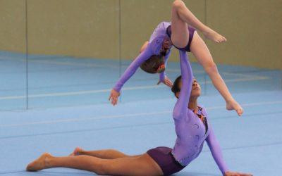 Akrobaten starten in neue Wettkampfsaison